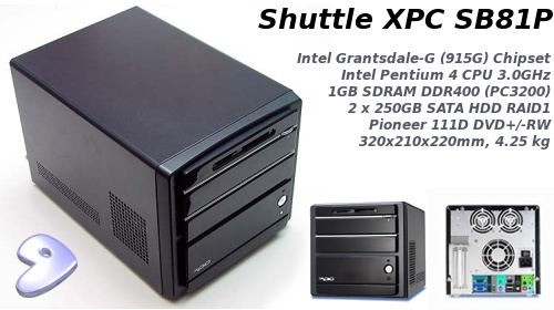 Suttle SB81P